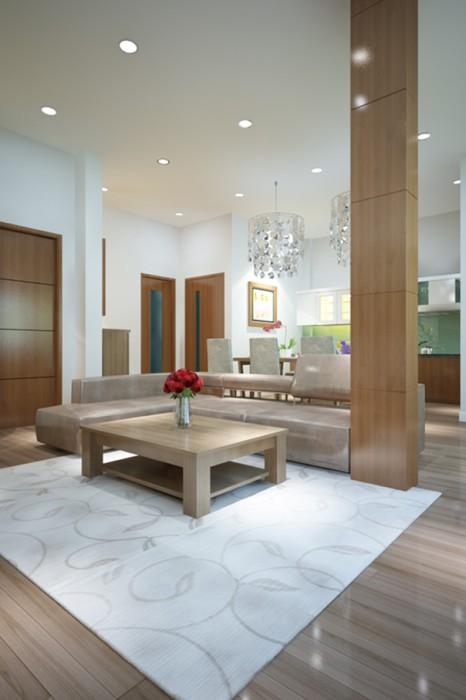 Dự án thiết kế chung cư mini xóm Chùa