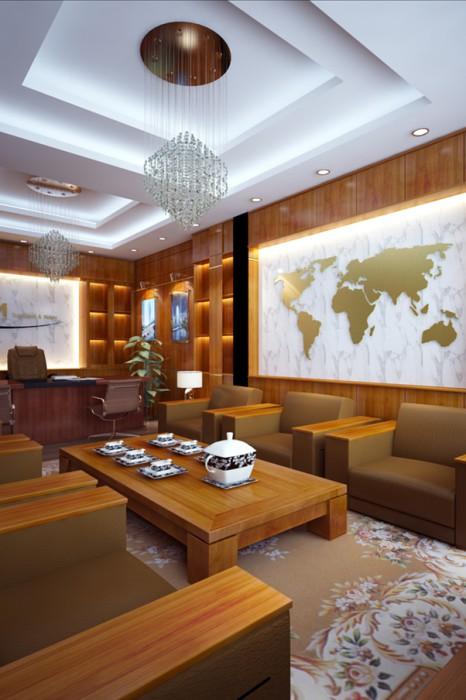 Dự án thiết kế nội thất văn phòng Cty A SEM tại Hà Nội