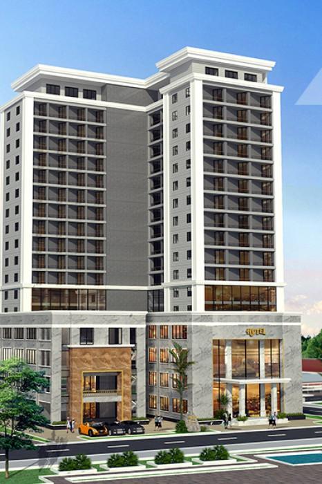 Dự án thiết kế khách sạn cao tầng