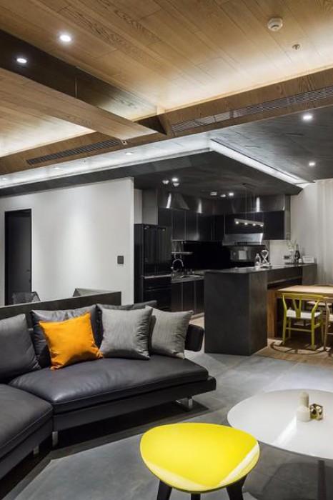 Thiết kế nội thất căn hộ chung cư Dolphin Plaza