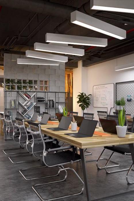 Dự án thiết kế văn phòng hiện đại tuyệt đẹp