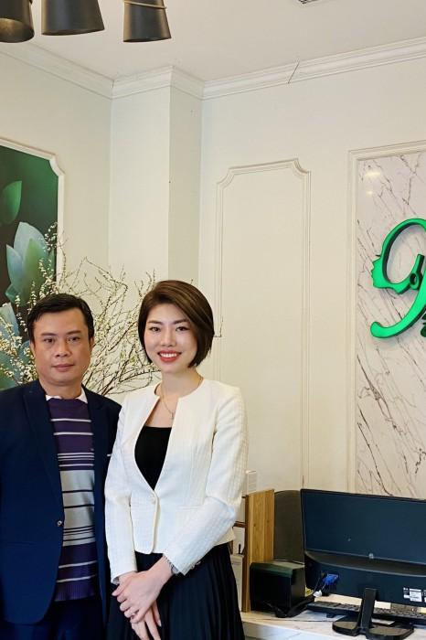 Thiết kế nội thất Spa 911-Việt Hưng-Hà Nội