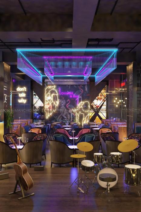 """Bar – Club""""X"""" Wiliam Cường"""