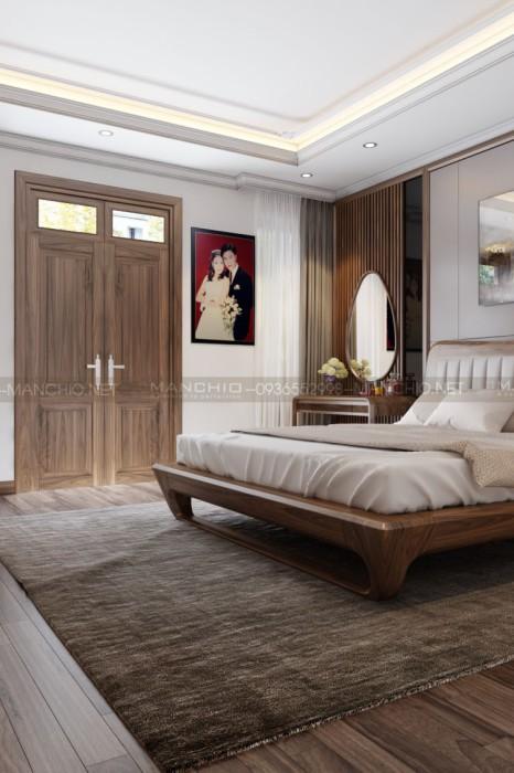 Thiết kế và Thi công nội thất Nhà Phố lô liền kề Nguyễn Huy Tưởng