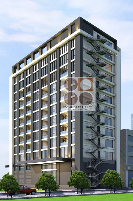 Dự án khách sạn Quang Thành Hotel