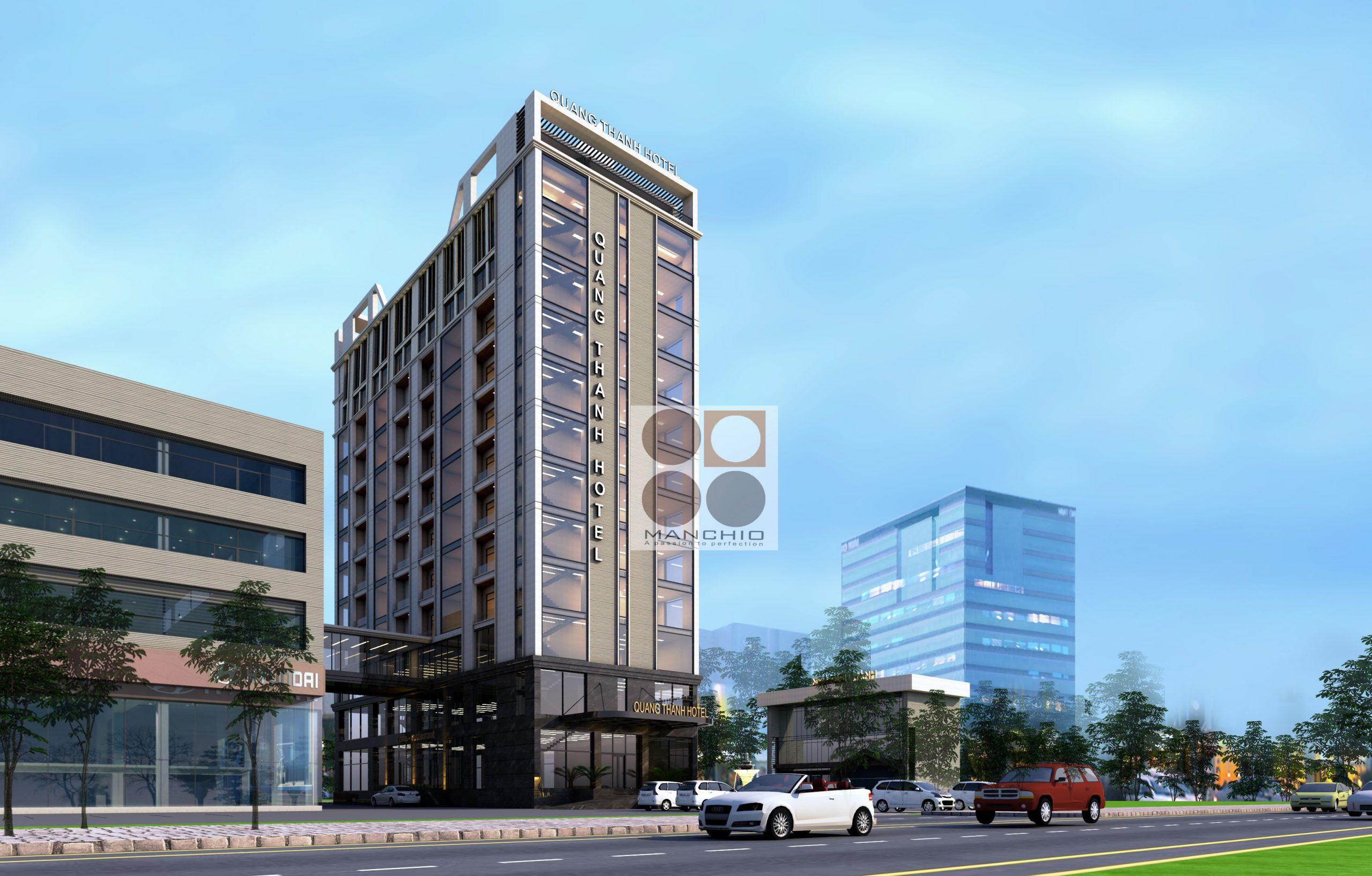 Manchio là Tổng thầu dự án khách sạn tại nhiều tỉnh thành Việt Nam